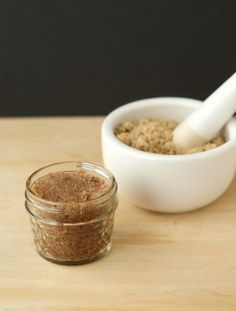 DIY Brown Sugar Body Scrub