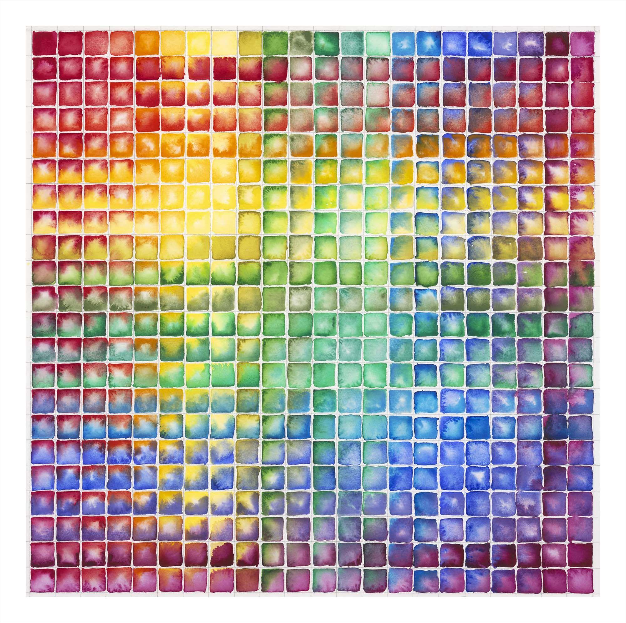 Cara Brown\'s Full Spectrum Chart: \
