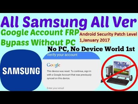 Galaxy Grand Prime+ SM-G532F FRP RESET Without PC