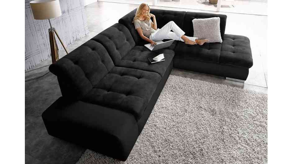 Sit More Ecksofa Wahlweise Mit Bettfunktion Couch Sofa Couch