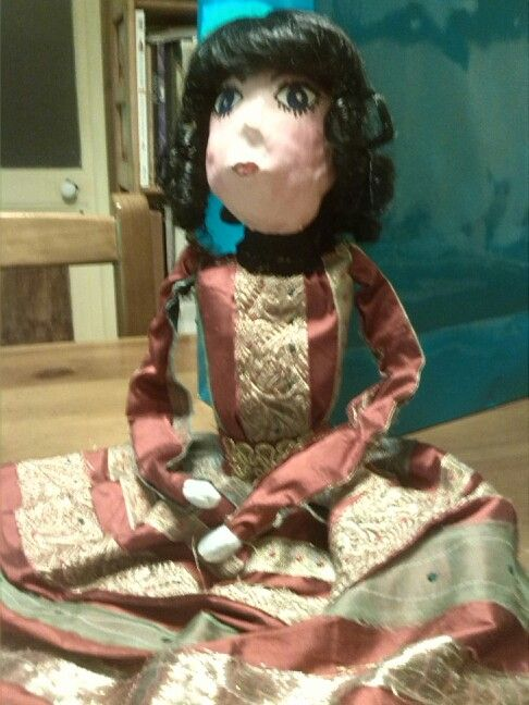 Papier baby doll