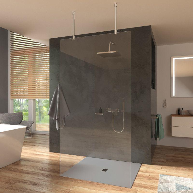 Pin auf Dusche