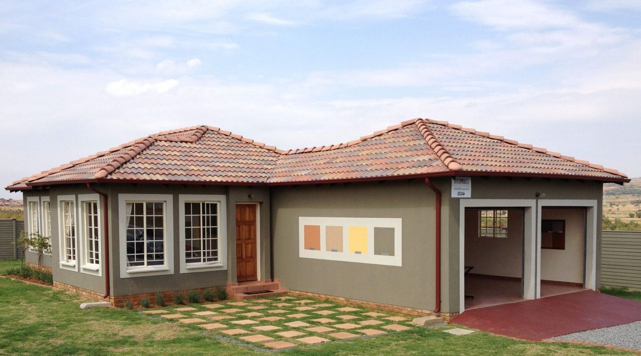 Single storey house plans in south africa google search for African house design