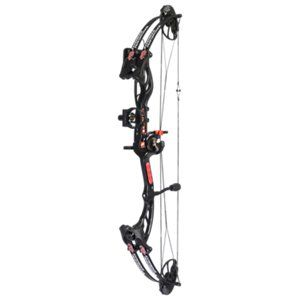 PSE Archery Fever RTS Compound Bow Package - 4-29 lbs