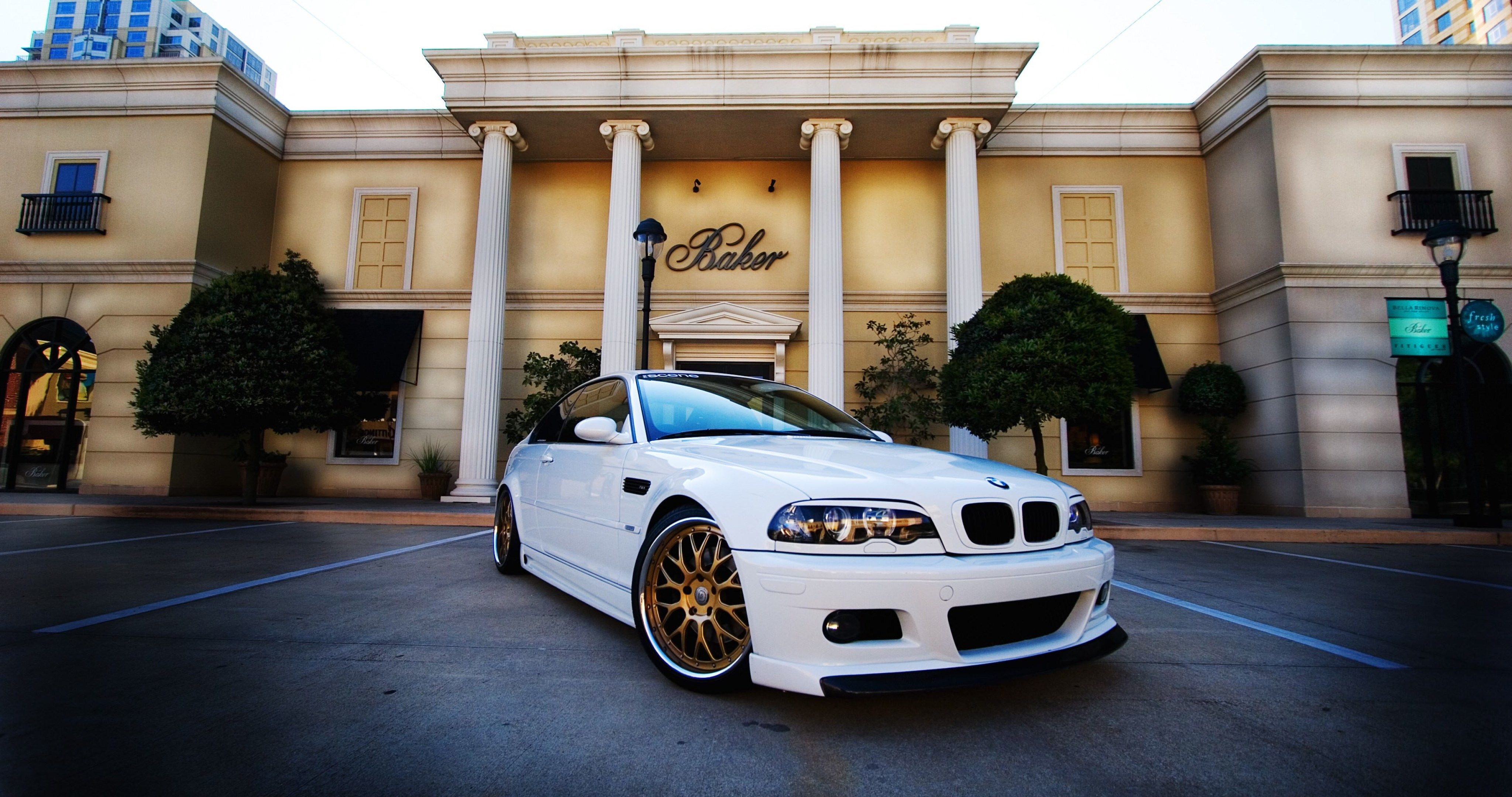 White bmw e46 m3 4k ultra hd wallpaper ololoshka pinterest white bmw e46 m3 4k ultra hd wallpaper voltagebd Gallery