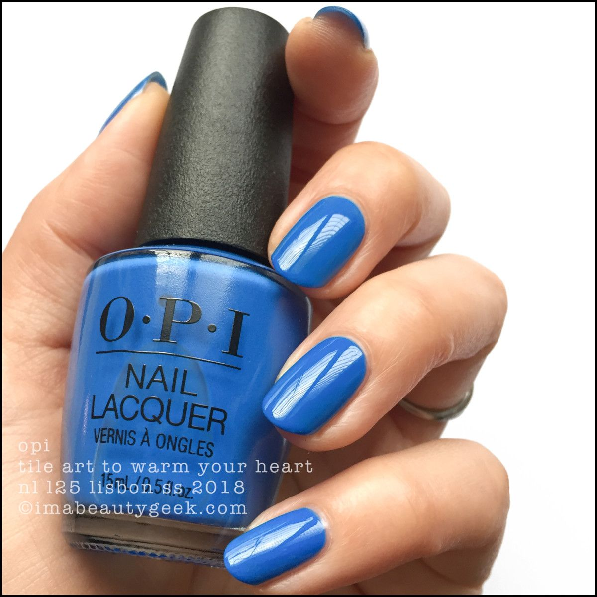 OPI LISBON COLLECTION SS 2018 | Esmalte