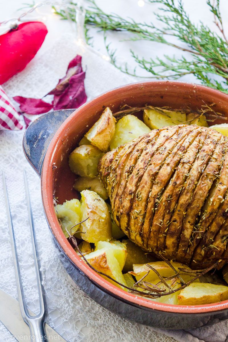 Vegan Holiday Roast Cheap Succulent And Festive