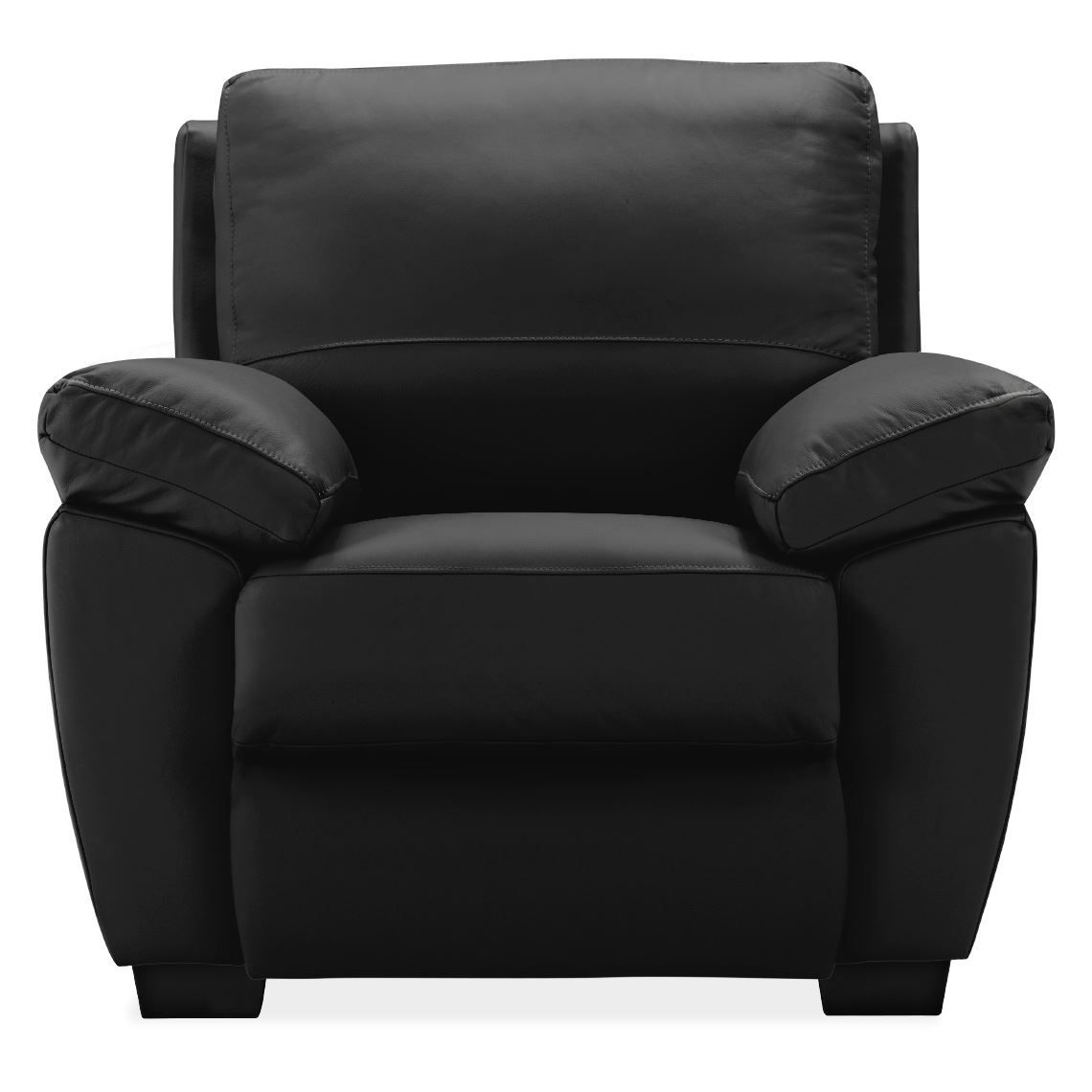 Lucas Recliner Leather Electric Recliner Armchair Armchair