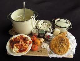Betsy niederer miniature foods | betsy niederer - Google Search | Miniature Delight | Pinterest