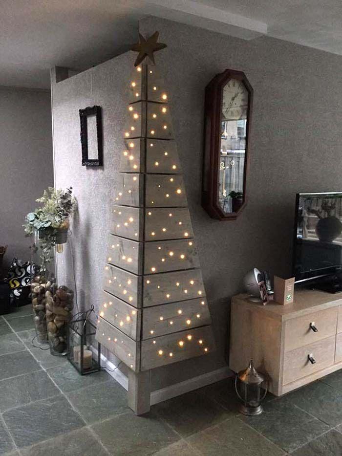 40+ Unique Christmas Trees ( Ideas & Designs )