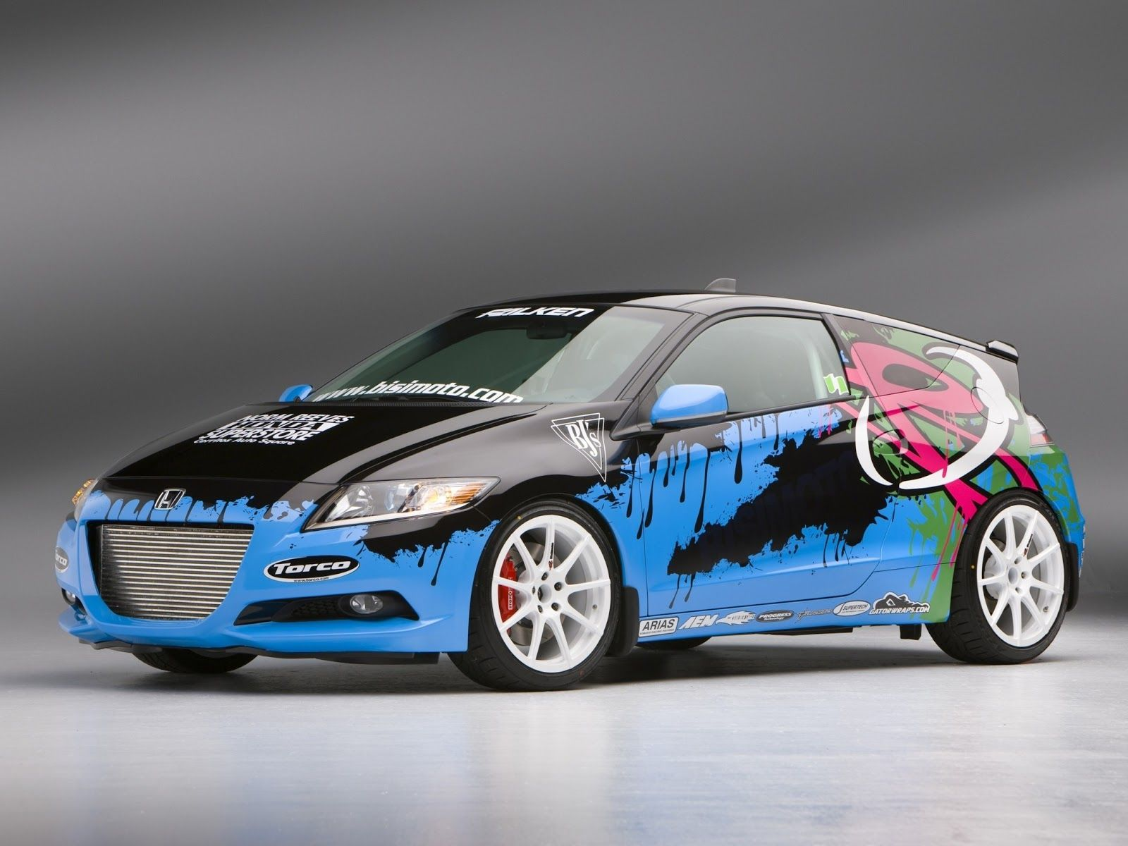 Honda CR Z Concept Wallpaper Honda Cars Wallpapers) U2013 Wallpapers