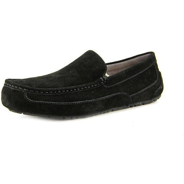 4016cd51c38 Ugg Australia Alder Mens Slippers ($64) ❤ liked on Polyvore ...