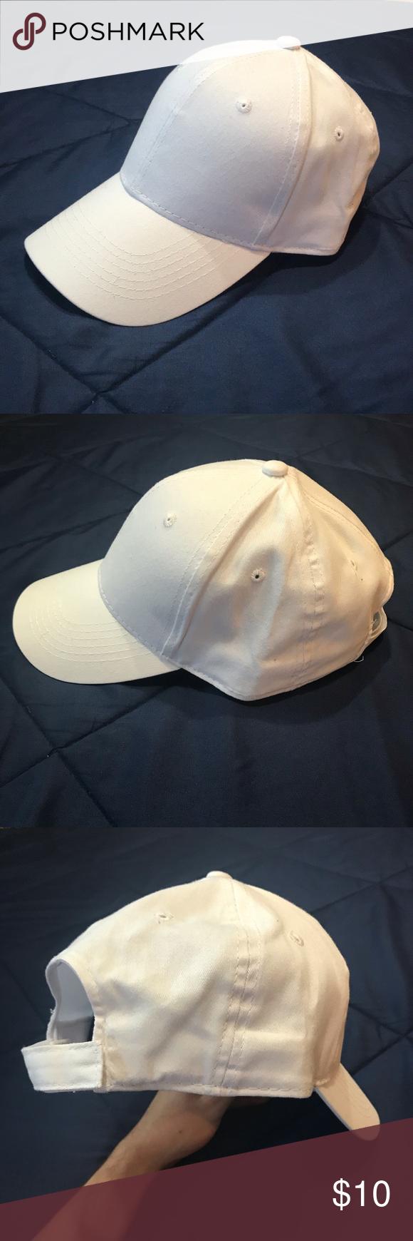 White Hat Cap White Hat Cap Clothes Design