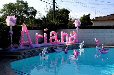 Party Ideas For Teens   Google Search · FestaPurple Sweet 16Bóias ...