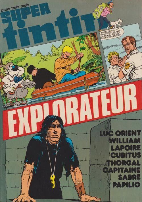 (Recueil) Tintin Super -13- Écologie