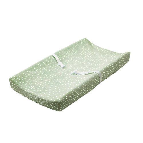 Babies R Us Plush Changing Pad Cover Sage Babies R Us