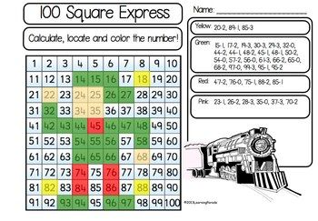 The Polar Express Math Activities Grade 1 Polar Express Activities Polar Express Math Activities