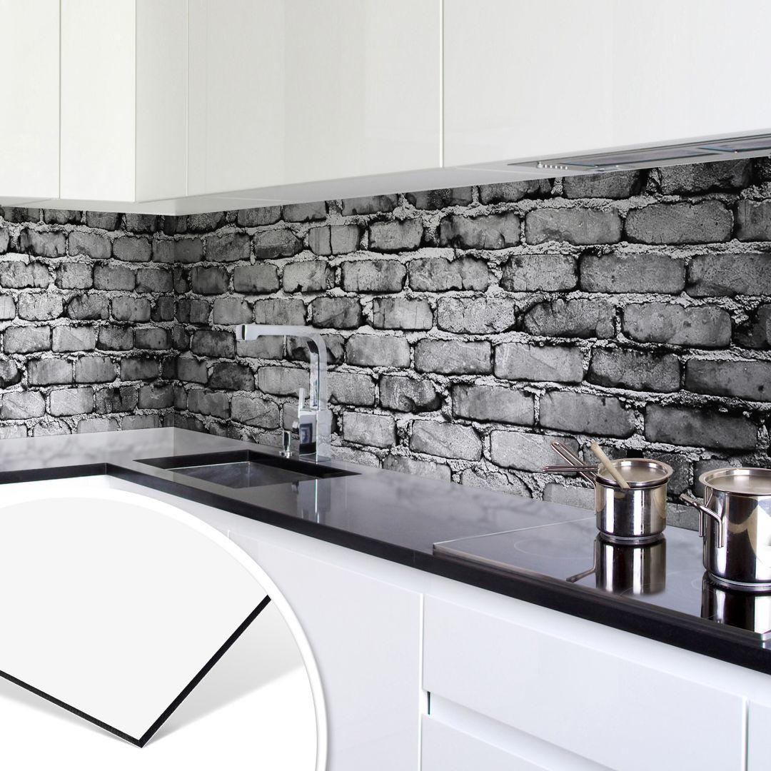 Küchenrückwand - Alu-Dibond - Loske - In the Kitchen | Kitchen wall ...
