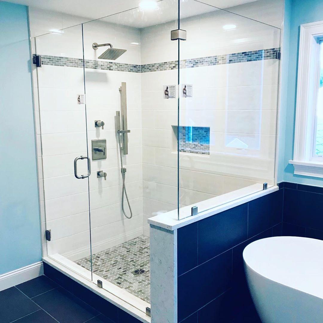 Dream View Shower Doors On Instagram Danvers Ma Frameless