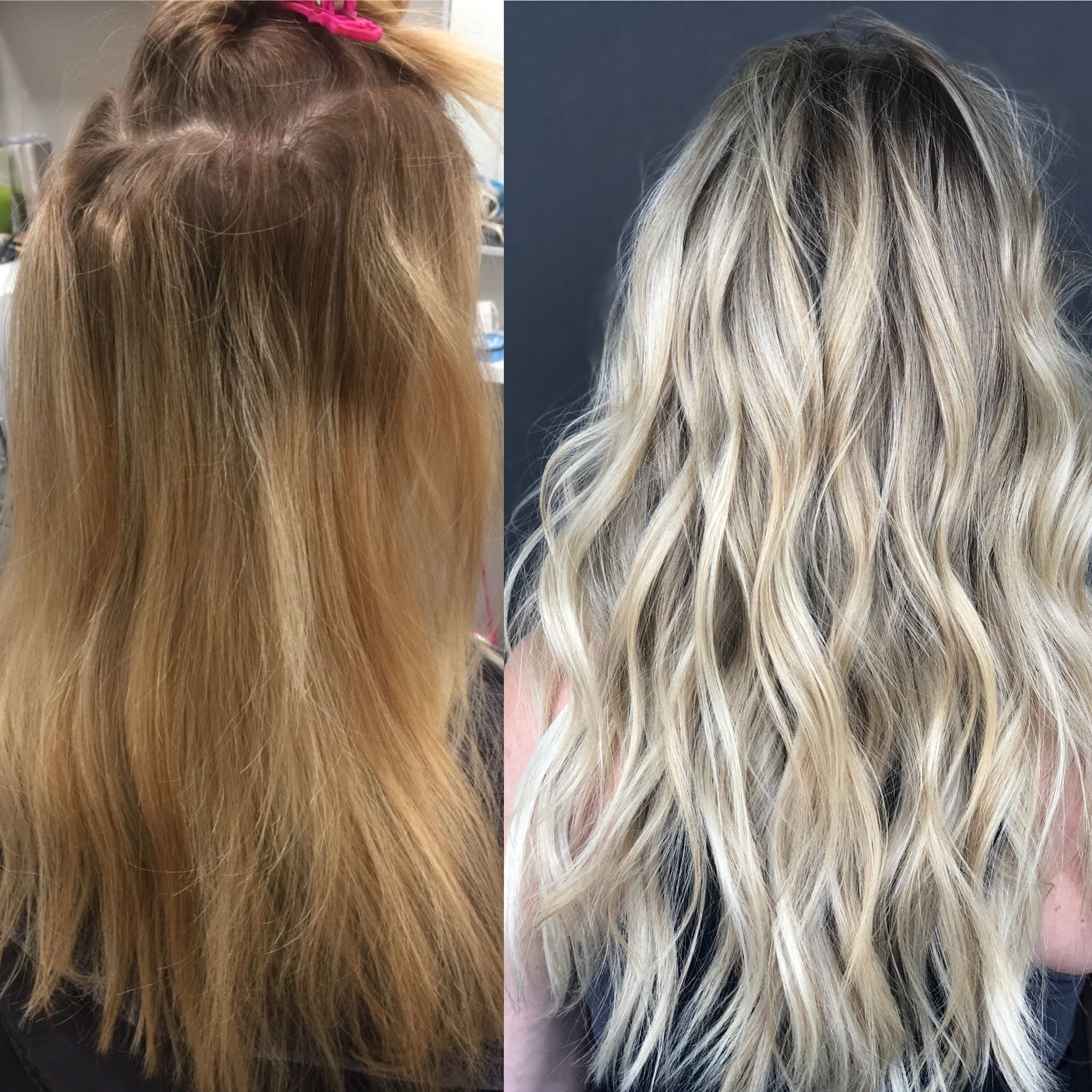 Natural Beaded Rows Scottsdale Az Blonde Hair Blonde Extensions