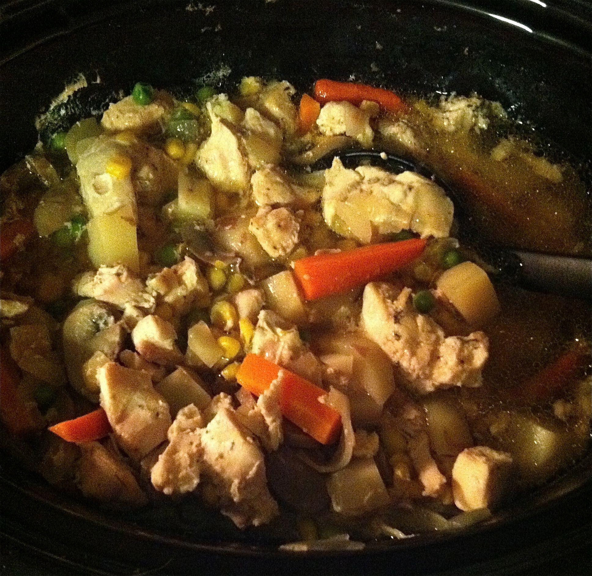 We made this today: Crock Pot \