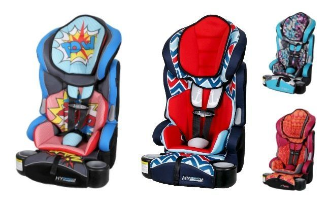 Baby Trend Hybrid LX 3 In 1 Car Seat Its Not Often That Bargain Brands Come Such High Style Options But Has Really Splashed Out