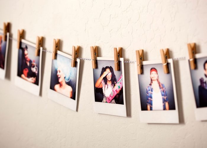 Polaroids and PBR | SPACE Gallery