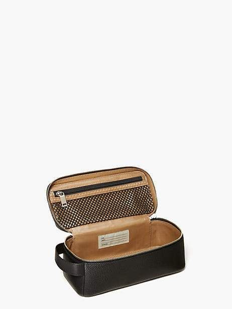 Kate Spade Pebbled Leather Dopp Kit b2cedbdb05805
