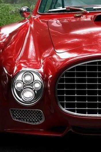 Ferrari Ferrari Retro Cars Red