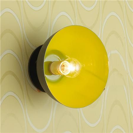 Convertible Ceiling to Wall Color Pop Sconce - 4 Colors