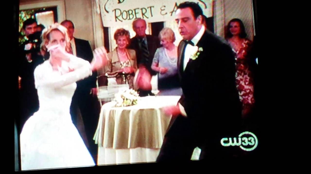 Everybody Loves Raymond Robert Amy S Wedding Dance Everybody Love Raymond Wedding Dance Wedding