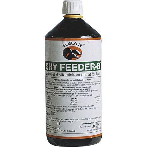 shy feeder b
