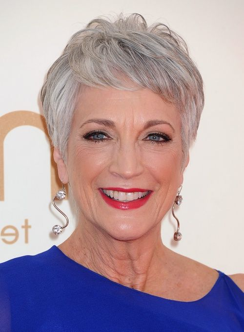 Short Haircuts for Women Over 60 with Thick Hair | The Best ...