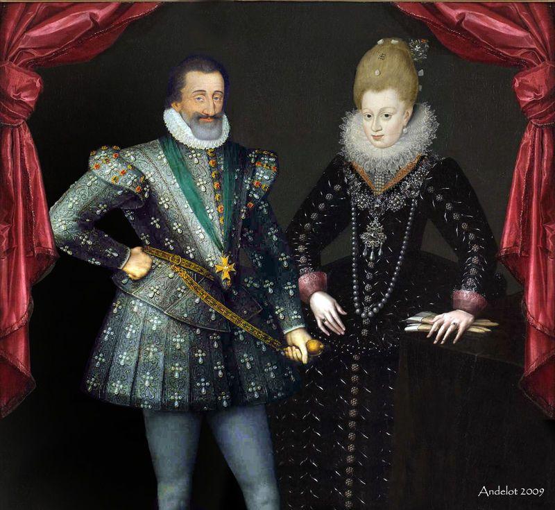 Resultado de imagen para Gabrielle d'Estrées
