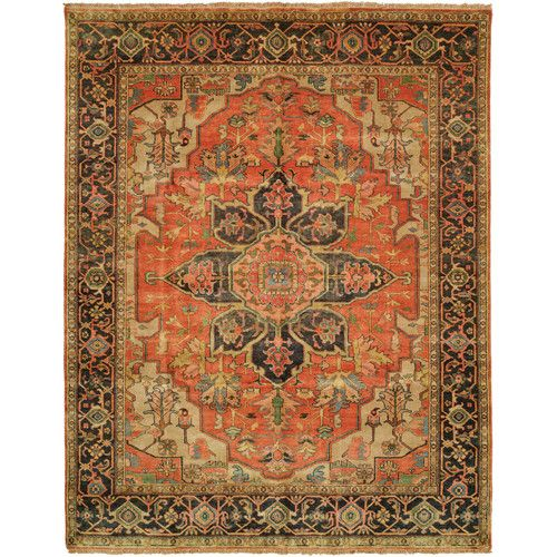 Found It At Wayfair Jules Serapi Mahal Area Rug 9x12 2596 Out