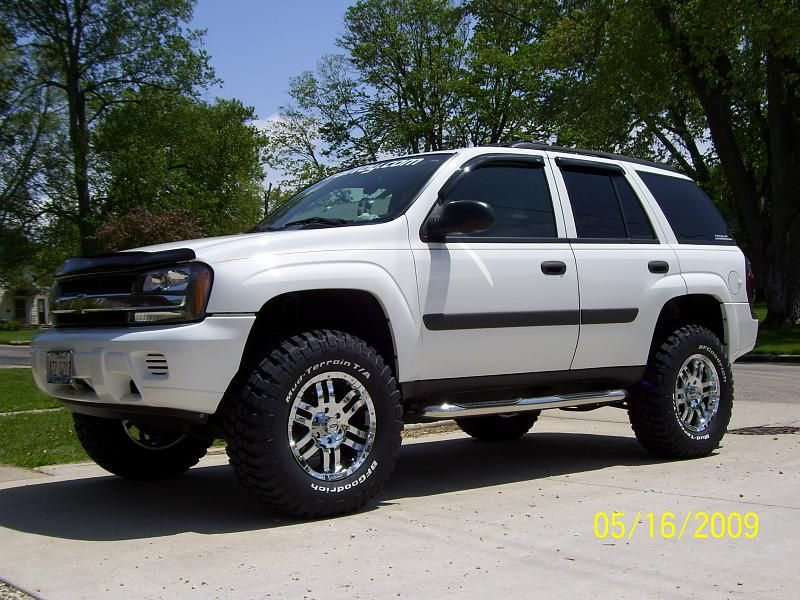Lifted Trailblazer Done Right