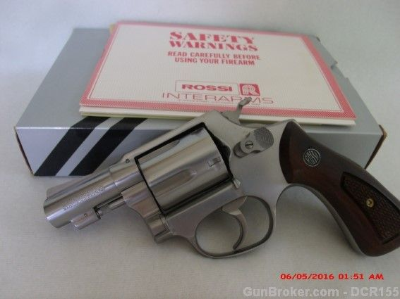 Rossi 38 SPL SS M88-2 Excellent condtion : Revolvers at GunBroker.comLoading that magazine is a pain! Get your Magazine speedloader today! http://www.amazon.com/shops/raeind