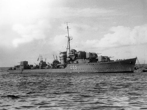 Hms Lightning 11th Ship My Father Left 3 Days Before She Was Sunk Royal Navy Ships Naval History Navy Ships