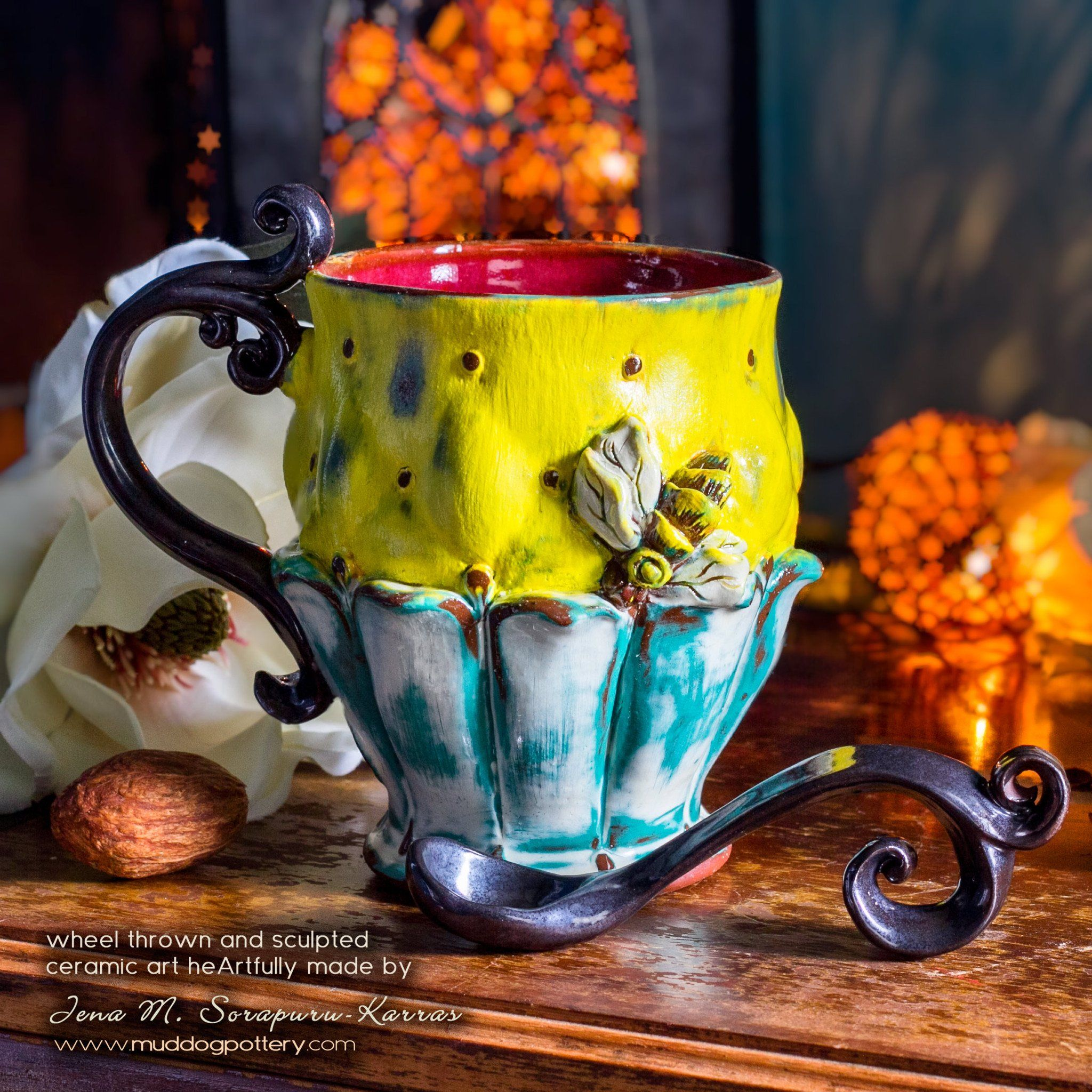 Honeybee Teacup (The Creole House Collection) in 2020 ... on French Creole Decorating Ideas  id=30489