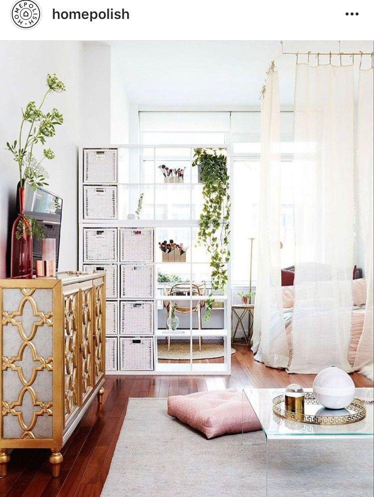 Studio Apartment Decorating Modern Decor Interior Design Bedroom