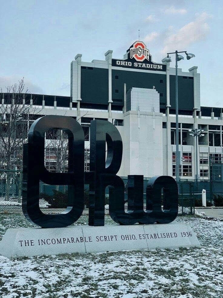 University of ohio state buckeyes #ohiostatebuckeyes University of ohio state buckeyes #ohiostatebuckeyes