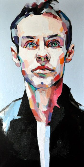 by Dominik Jasinski - oil on canvas