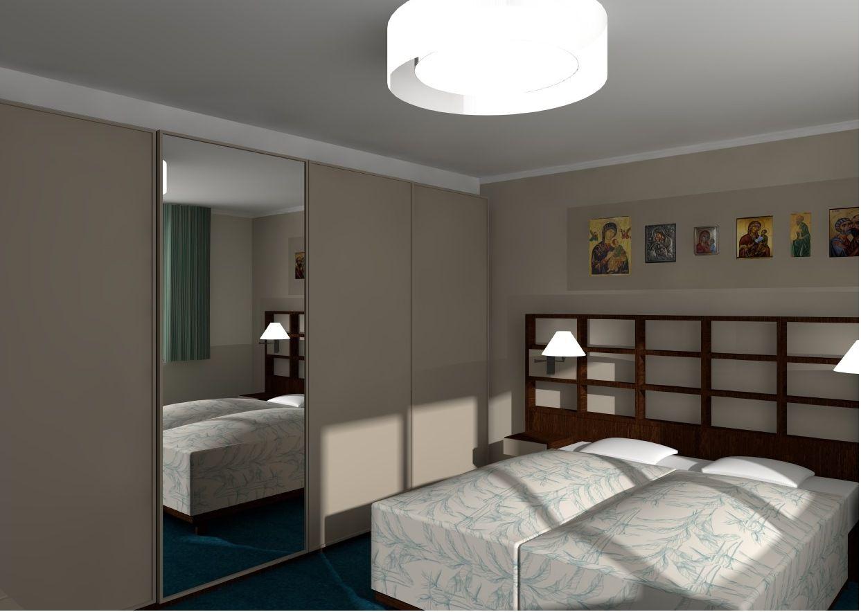3D ontwerp slaapkamer van J.C. Home Styling bvba | Ontwerpen | Pinterest