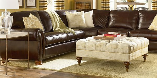 Like The Otterman Home Ottoman In Living Room Thomasville Furniture