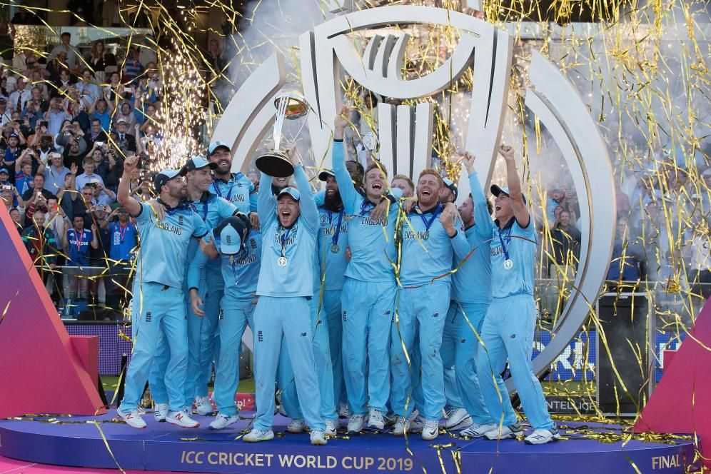 England S Glory Boys Win Epic Cricket World Cup Final Cricket World Cup World Cup Final World Cup