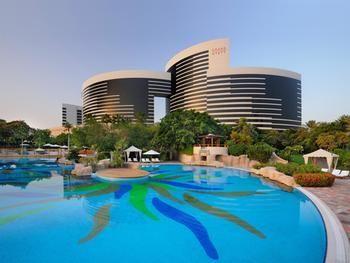 Grand Hyatt Dubai Luxury Resort Hotels Dubai Hotel Grand Hyatt
