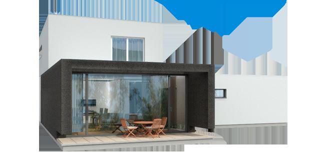Mudastone casas modulares modular homes portugal - Casas modulares portugal ...