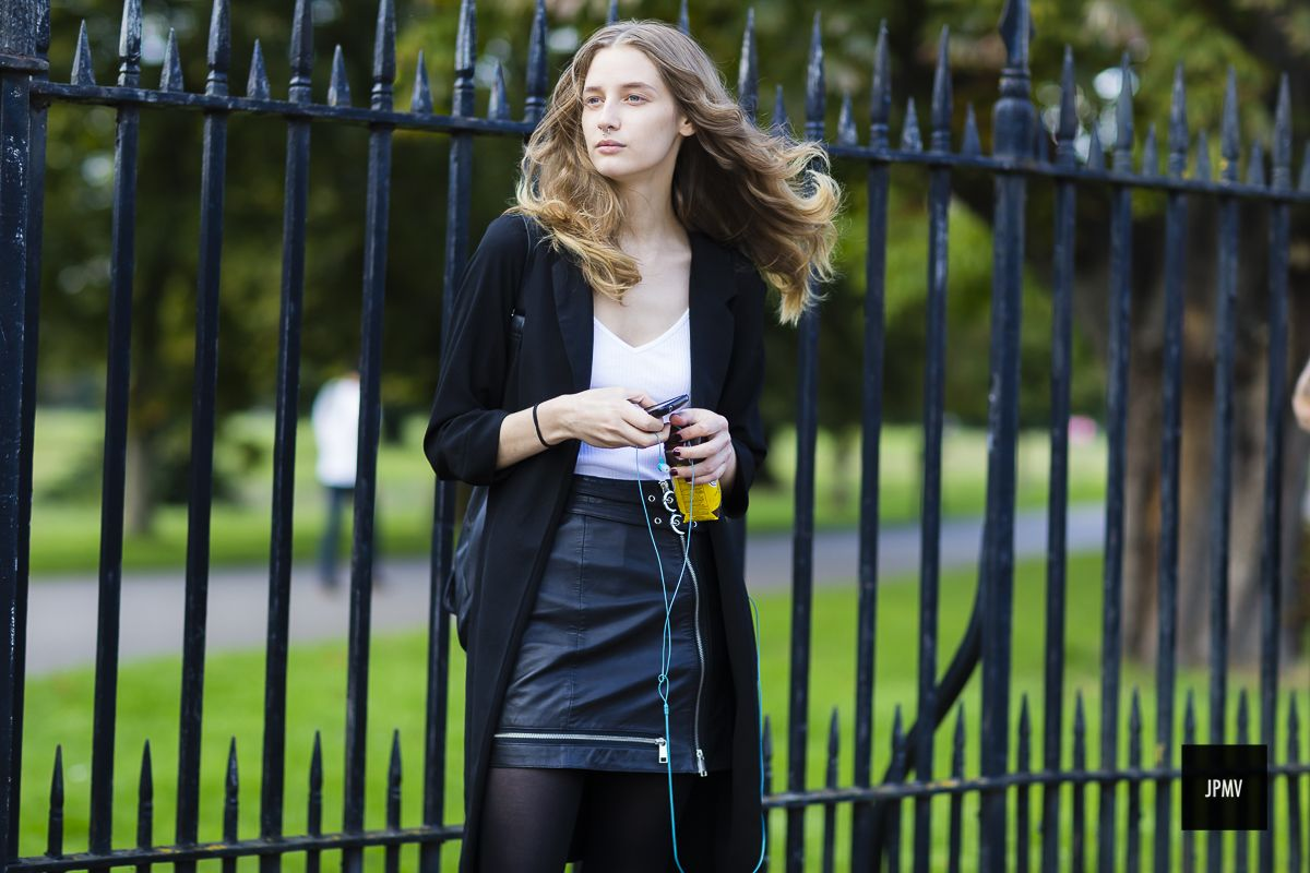 J'ai Perdu Ma Veste / Melina Gesto – London  // #Fashion, #FashionBlog, #FashionBlogger, #Ootd, #OutfitOfTheDay, #StreetStyle, #Style