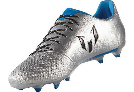 adidas Messi 16.3 FG – Silver MetallicCore Black | Crampons