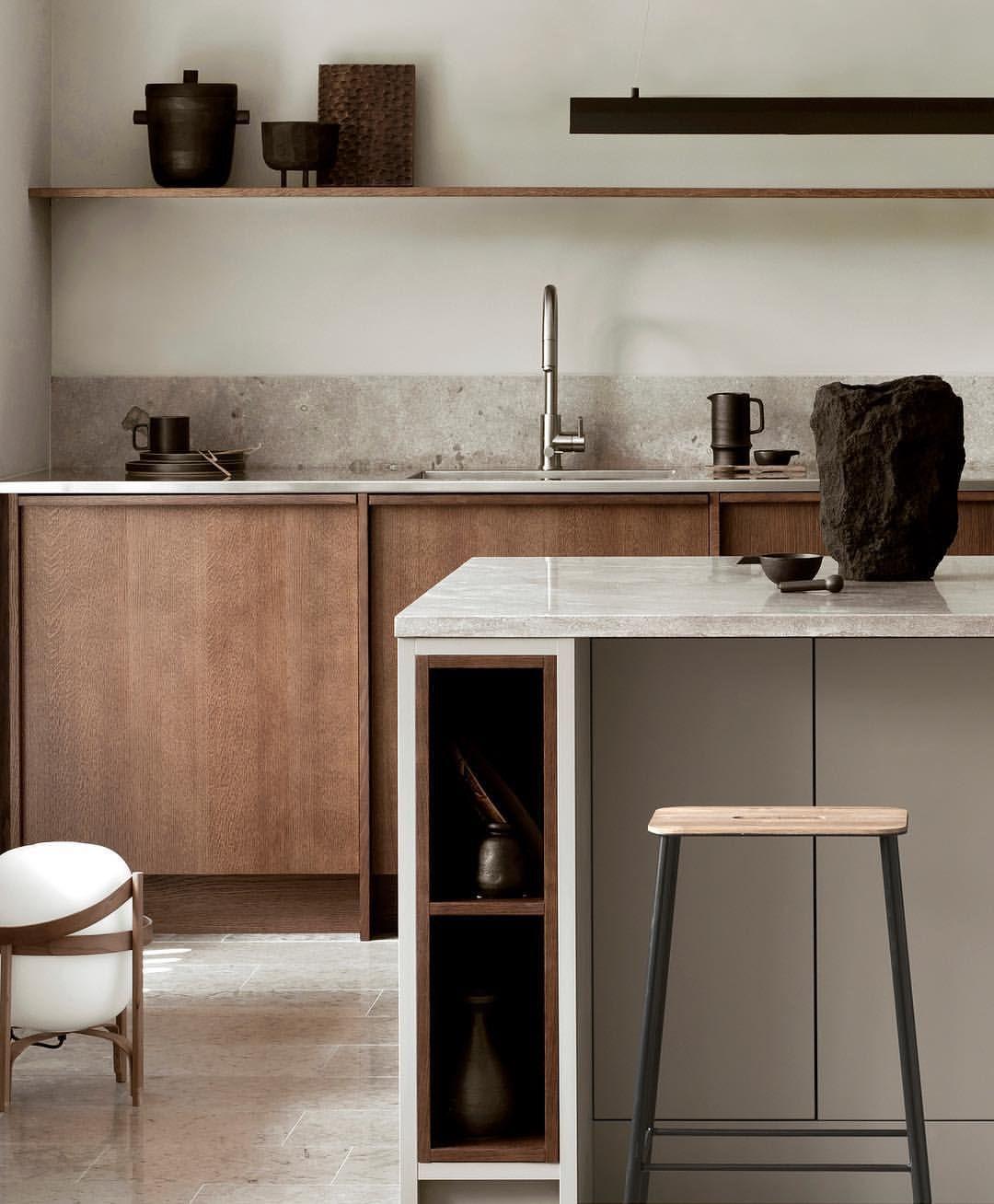Minimalist Kitchen Decor: Minimalist Kitchen Interiors